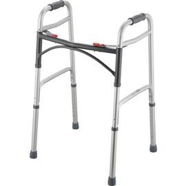 Drive Devilbiss Height Adjustable Folding Walking Frame