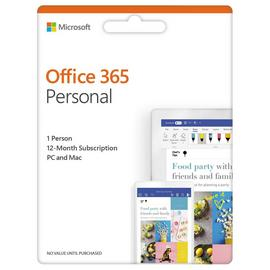 Microsoft Office 365 1 Year 1 User Personal-Store Collection