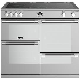 Stoves Sterling S1000EI Electric Range Cooker - S/Steel