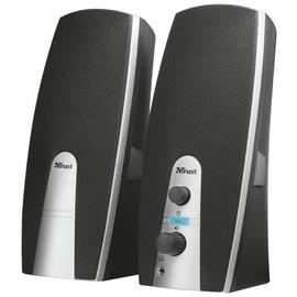 Trust Mila 2.0 Speaker Set - Black and Silver