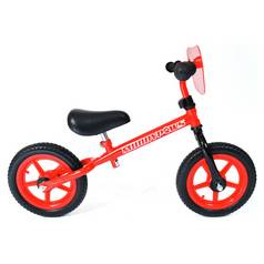Muddypaws 12 Inch Balance Bike - Red