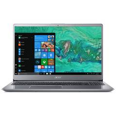 Acer Swift 3 15.6 Inch i3 4GB/16GB Optane 1TB Laptop- Silver