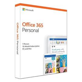 Microsoft Office 365 1 Year 1 User Personal