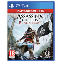 Assassins Creed Black Flag PS4 Hits Game