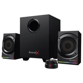 Creative Soundblaster X Kratos S5 2.1 Speakers - Black