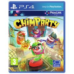 Chimparty PS4 Game