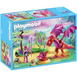 Playmobil 9134 Fairies Dragon with Baby