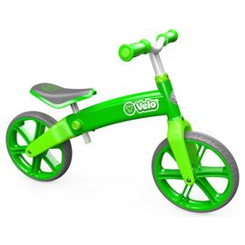 Yvolution Velo Balance Bike - Green