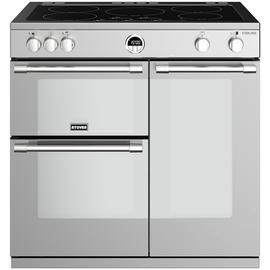 Stoves Sterling S900EI Electric Range Cooker - S/Steel
