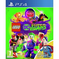 LEGO DC Supervillains Minifigure Edition PS4 Game