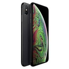 Sim Free iPhone Xs Max 256GB Mobile Phone - Space Grey