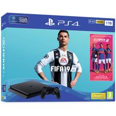 FIFA 19 PS Plus 1TB PS4 Console Bundle