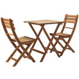 Argos Home Toledo 2 Seater Wooden Bistro Set