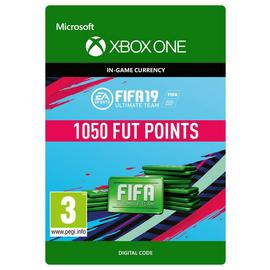FIFA 19 Ultimate Team - 1050 Points Xbox One Receipt Code