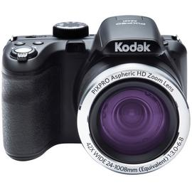 Kodak PixPro AZ421 16MP 42x Zoom Bridge Camera - Black