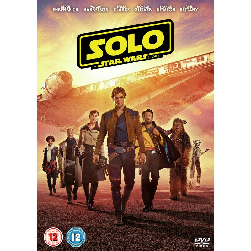 Solo: A Star Wars Story DVD from Argos