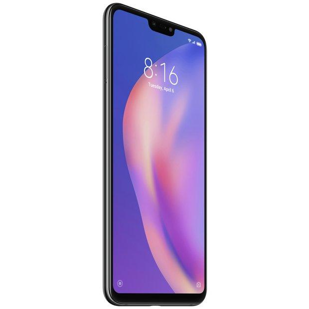caff3b40e Buy SIM Free Xiaomi Mi 8 Lite Mobile Phone - Black