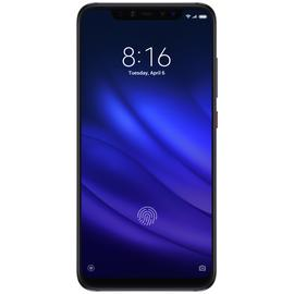 Xiaomi Mi 8 Pro 128GB 6.26-Inch Android 8.1 UK Version SIM-Free Smartphone - Transparent Titanium (Official UK Launch) Best Price and Cheapest