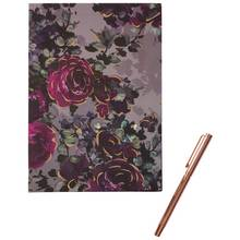 Opulence Floral Notebook and Pen