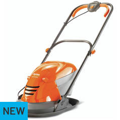 Flymo Hover Vac 250 25cm Collect Lawnmower - 1150W