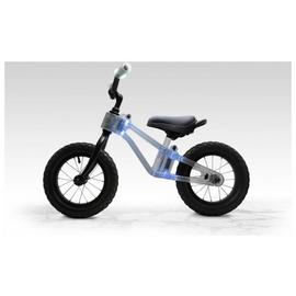 Phantom 12 Inch Clear Blue Balance Bike