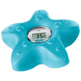 NUK Digital Bath Thermometer - Blue