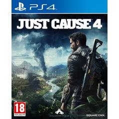 Just Cause 4 PS4 Game