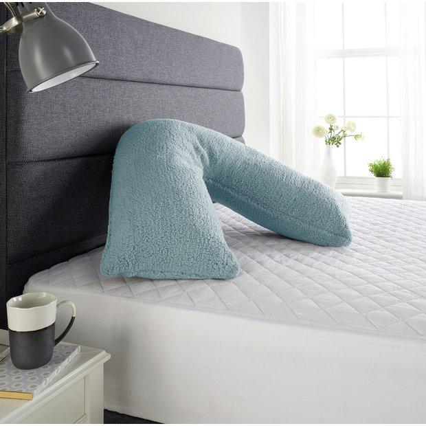 V Shaped Pillow Argos Shop it now