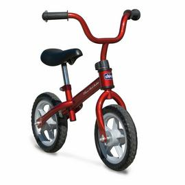 Chicco Red Bullet 11 inch Wheel Size Kids Balance Bike