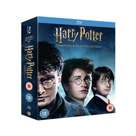 Harry Potter: The Complete Blu-Ray Box Set