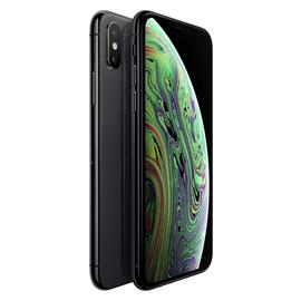 Sim Free iPhone Xs 256GB Mobile Phone - Space Grey