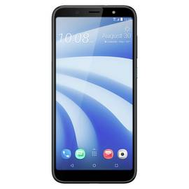 Sim Free HTC U12 Life 64GB Mobile Phone - Black