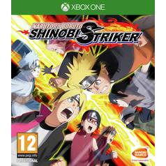 Naruto to Boruto: Shinobi Striker Xbox One Game