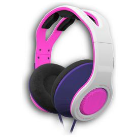 Gioteck TX-30 Xbox One, PS4, Switch, PC Headset - Pink