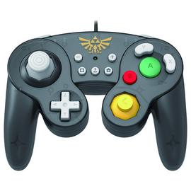 Super Smash Bros Nintendo Switch Gamepad Controller - Zelda