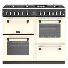 Stoves Richmond S1000DF Dual Fuel Range Cooker - Cream