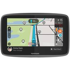 TomTom Go Camper 6 Inch Lifetime World Maps Sat Nav