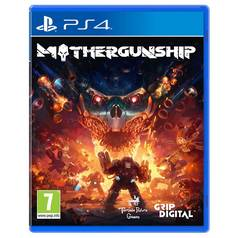 MOTHERGUNSHIP PS4 Game
