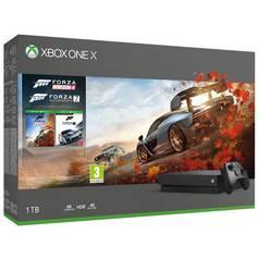 Xbox One X Console & Forza Bundle