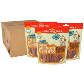 Good Boy Chicken Strips 350g x 3