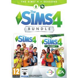 The Sims 4 and Seasons Expansion Bundle PC Game