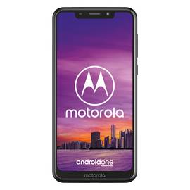 Sim Free Motorola One 64GB Mobile Phone - Black