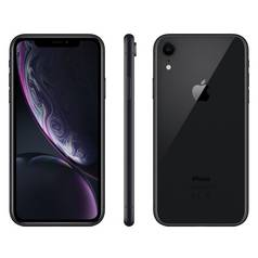 Sim Free iPhone XR 64GB Mobile Phone - Black