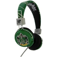 Harry Potter Slytherin Crest Kids Headphones
