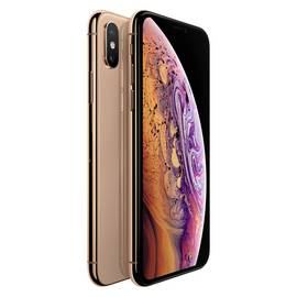 Sim Free iPhone Xs 256GB Mobile Phone - Gold