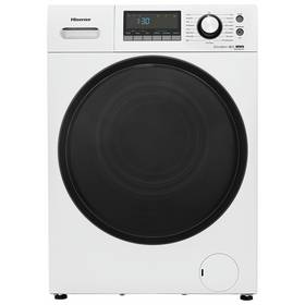 Hisense WFEH9014VA 9KG 1400 Spin Washing Machine - White