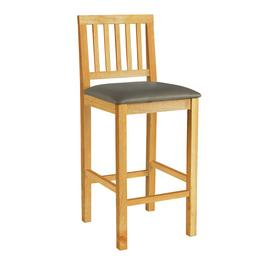 Argos Home Kendal Bar Stool - Natural