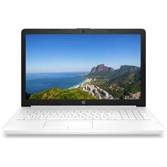 HP 15.6 Inch E2 4GB 1TB Full HD Laptop - White