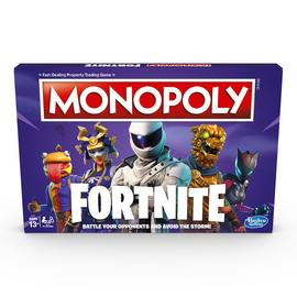 Monopoly Fortnite From  Hasbro Gaming