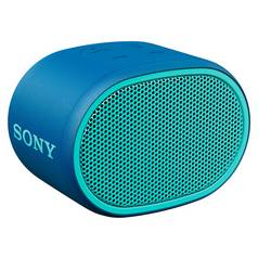 Sony SRS - XB01 Compact Wireless Speaker - Blue